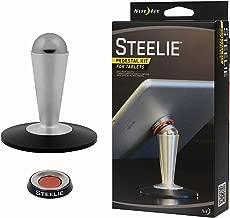 Nite Ize Original Steelie Pedestal Kit for Tablets - Magnetic Tablet Tabletop Stand
