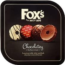 Fox's Chocolatey Biscuits Tin, 365 g