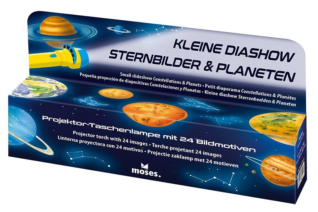 moses- Kleine Diashow Sternbilder und Planeten Juguete, Color ...