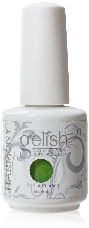 ポケットひねくれた祖先Harmony Gelish Gel Polish - Sometimes A Girl's Gotta Glow - 0.5oz / 15ml