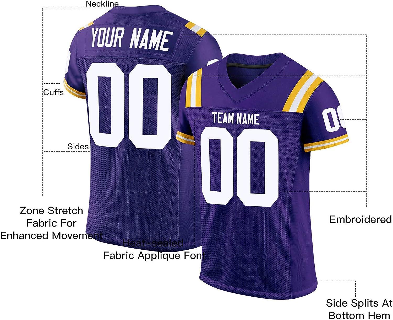 custom football jersey maker