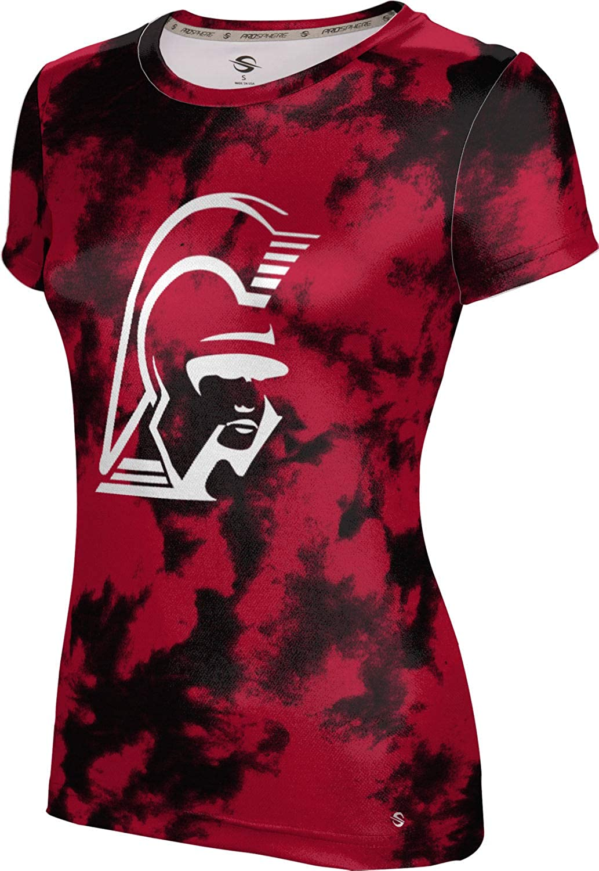 ProSphere Center Grove High School Girls' Performance T-Shirt (Grunge)