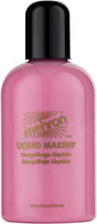 Mehron Makeup Liquid Face and Body Paint (4.5 oz) (PINK)