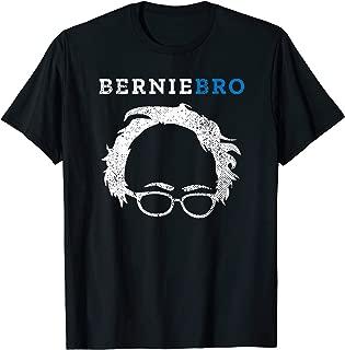 Bernie Sanders for President 2020 Distressed Bernie Bro T-Shirt