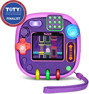 LeapFrog RockIt Twist Handheld Learning Game System, Purple