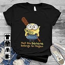 minion walking dead shirt