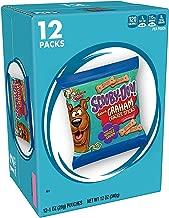 Keebler Scooby-Doo! Graham Cracker Sticks, Cinnamon, 12 ct - Pack of 3