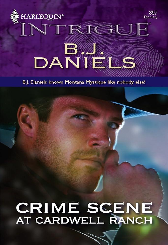 退化する下る大型トラックCrime Scene at Cardwell Ranch (English Edition)