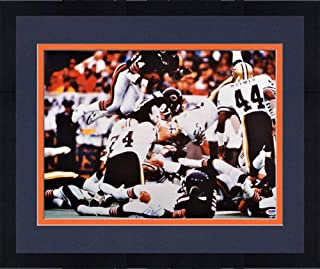 walter payton autographed photo