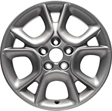 Partsynergy Replacement For New Aluminum Alloy Wheel Rim 17 Inch Fits 04-07 Toyota Sienna 10 Spokes 5-114.3mm