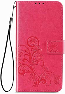 FTRONGRT Case for Motorola Moto G20, Wallet Flip Cover with Mobile Phone Holder and Card Slot,Magnetic PU leather wallet c...