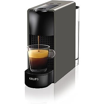 Krups Essenza Mini - Nespresso (1200 W), color negro Essenza, Mini ...