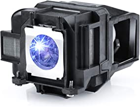 KAIWEIDI ELPLP78/V13H010L78 Projector Lamp for Epson PowerLite S17 S18+ W15+ W17 W18+ X17 X24+ 99W ,VS230 VS330 VS335W EX3220 EX5220 EB950W EB955W EB-W18 EB-X25 EH-TW410 Projectors
