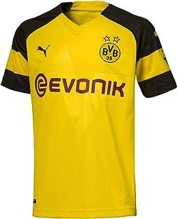 بوما بي في بي هوم قميص ريبلكا للرجال - سايبر يالو،S، اصفر