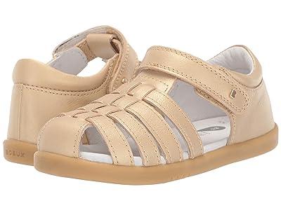Bobux Kids I-Walk Jump Sandal (Toddler) (Gold) Girl