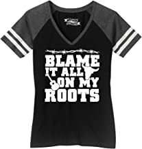 blame all on my roots