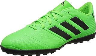 770091be66246 Chuteira Society Adidas Nemeziz Messi 18 4 TF - Verde - 39