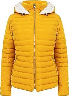 Tokyo Laundry Geri Chaqueta con capucha acolchada para mujer