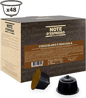 Note D'Espresso - Cápsulas de chocolate con avellana