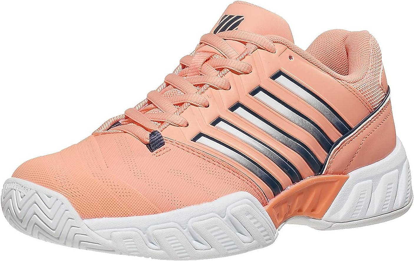   K-Swiss Junior Bigshot Light 4 Kids' Tennis Shoes   Racquet Sports