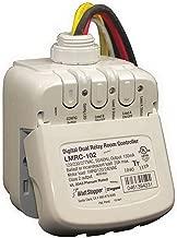 Watt Stopper Legrand LMRC-102 Dual Relay Room Controller 120/277V