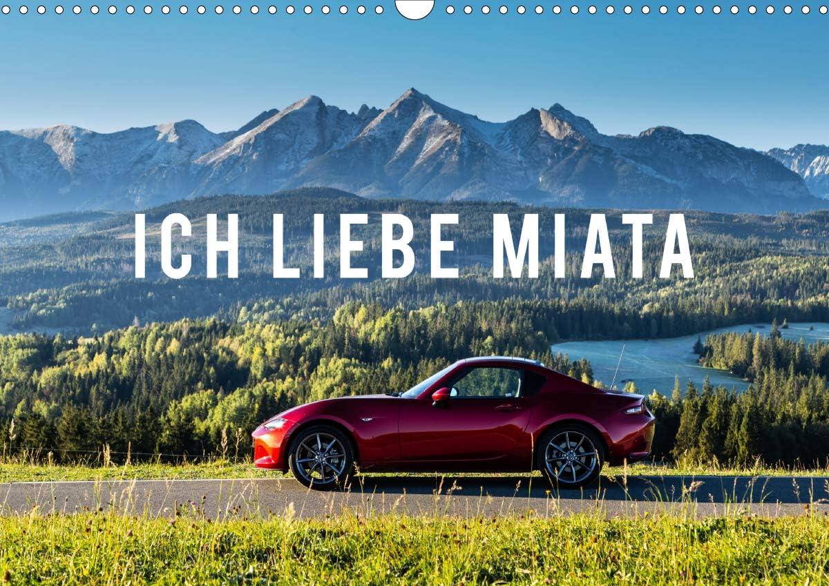 Ich Liebe Miata Wandkalender Max Financial sales sale 75% OFF 2021 DIN A3 quer