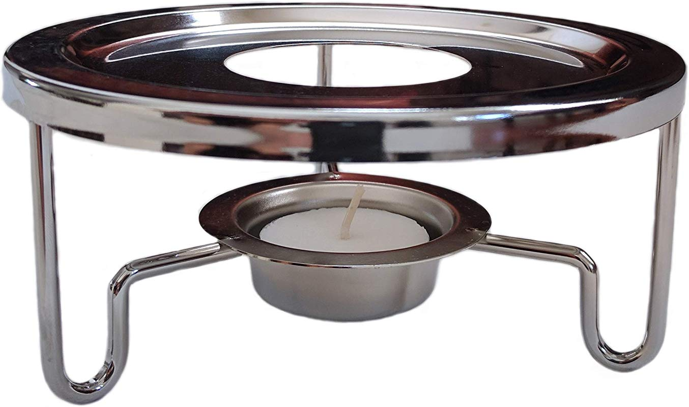 Multi Purpose Teapot Warmer Stand With Tea Light Candle Holder Burner Diffuser