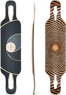Loaded Boards Tan Tien Bamboo Longboard Skateboard Deck