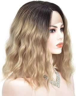 blonde ash ombre