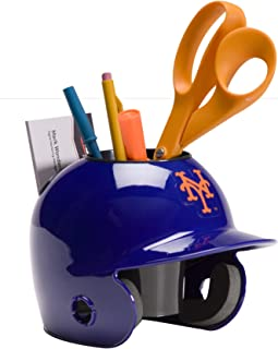 mets desk caddy