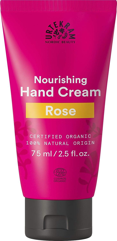 Urtekram Crema para Manos con Rosas - 75ml