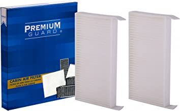 PG Cabin Air Filter PC4855   Fits 2004-09 Nissan Quest