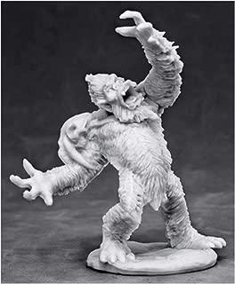 Yeti Chieftain Miniature 25mm Heroic Scale Warlord Bones Reaper Miniatures