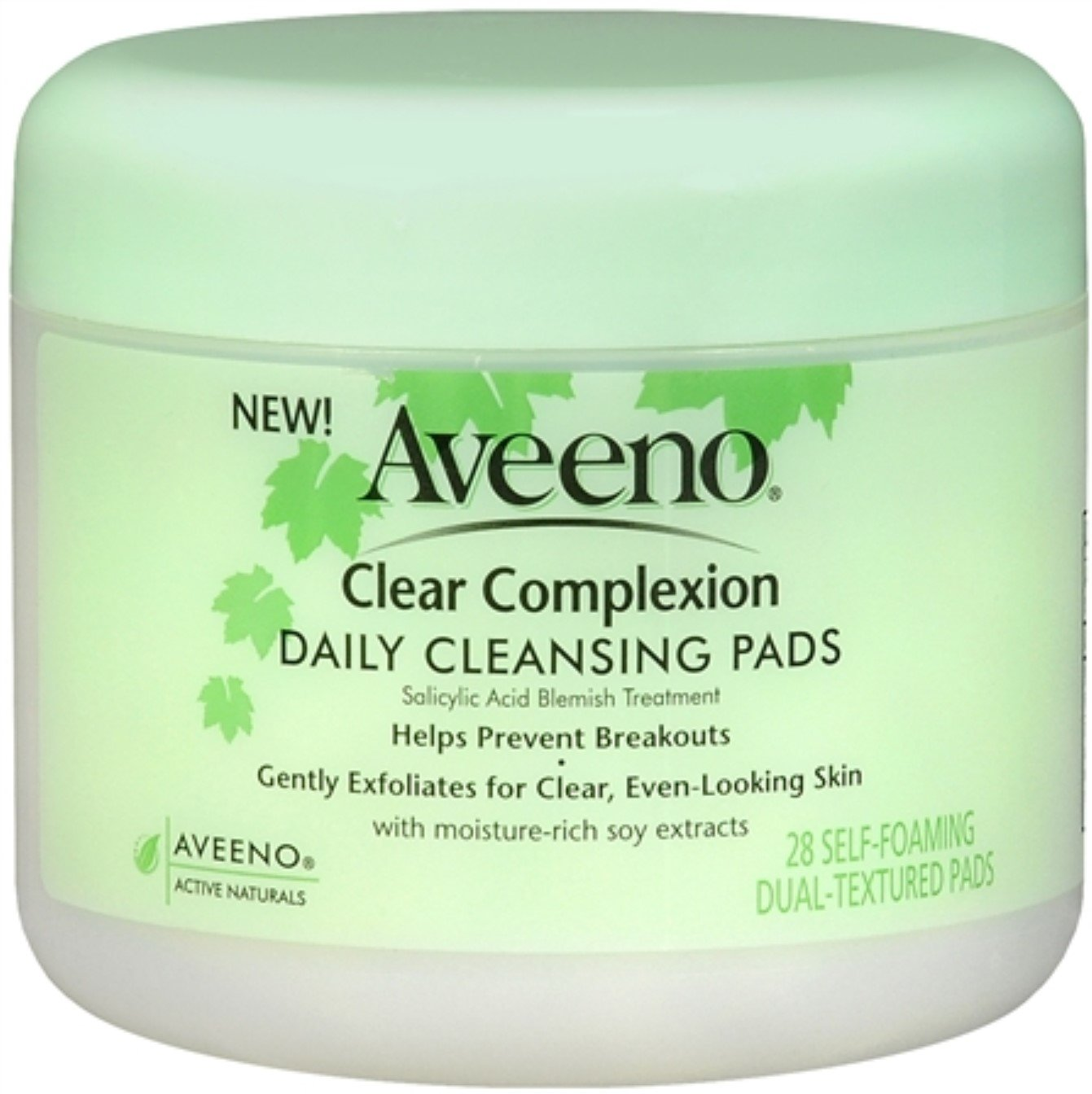 Aveeno Complexion Cleansing Salicylic Treatment