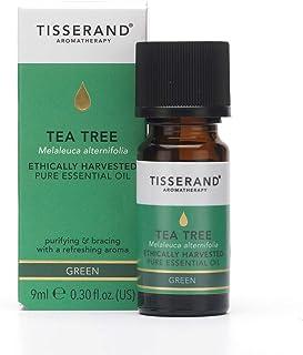 Tisserand Tea Tree etnisk skörd ren eterisk olja, 9 ml