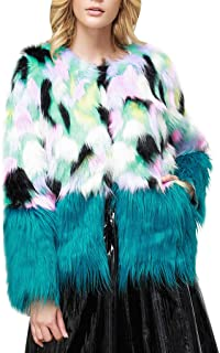 Best multicolor mink jacket Reviews
