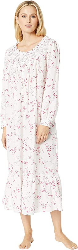 Ballet Woven Floral Nightgown