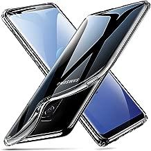 ESR Essential Zero Case Compatible for the Samsung Galaxy S9 Case, Clear Slim Soft TPU Cover Case Compatible for the Samsung Galaxy S9 5.8 inch, Clear(Released in 2018)