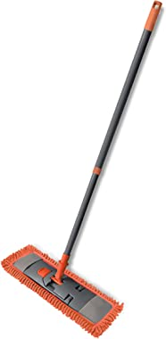 York Multifunctional Wet and Dry Flat Mop for Floor Cleaning for Home (Multicolour)