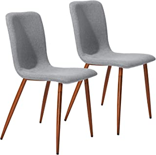 Dining Kitchen Chairs Set of 2 Modern Dining Room Side...