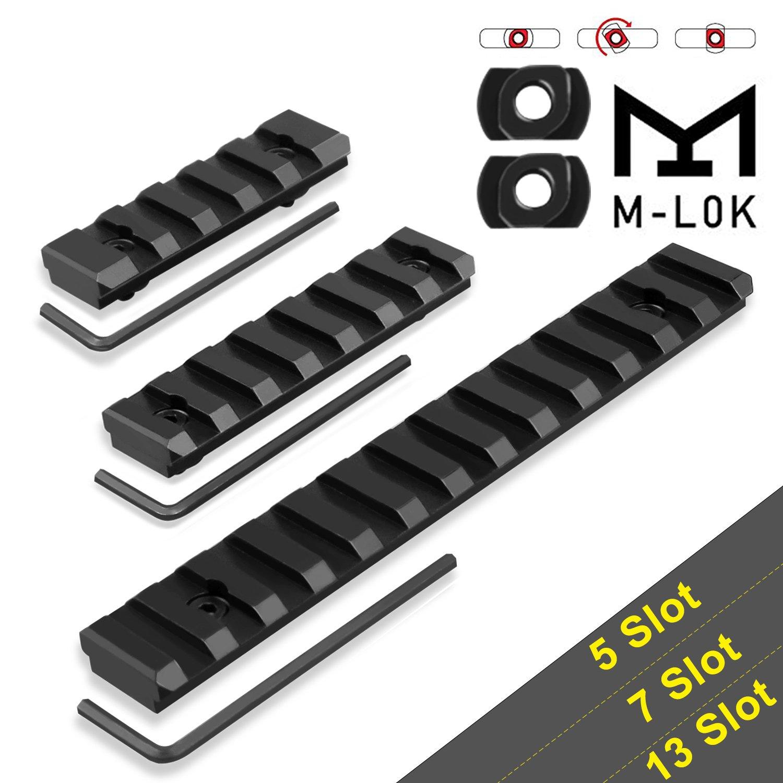 GUNPOW Picatinny Lightweight Aluminum Accessories