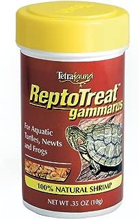 Tetra TetraFauna ReptoTreat Gammarus Baby Shrimp Treat, 6-Count