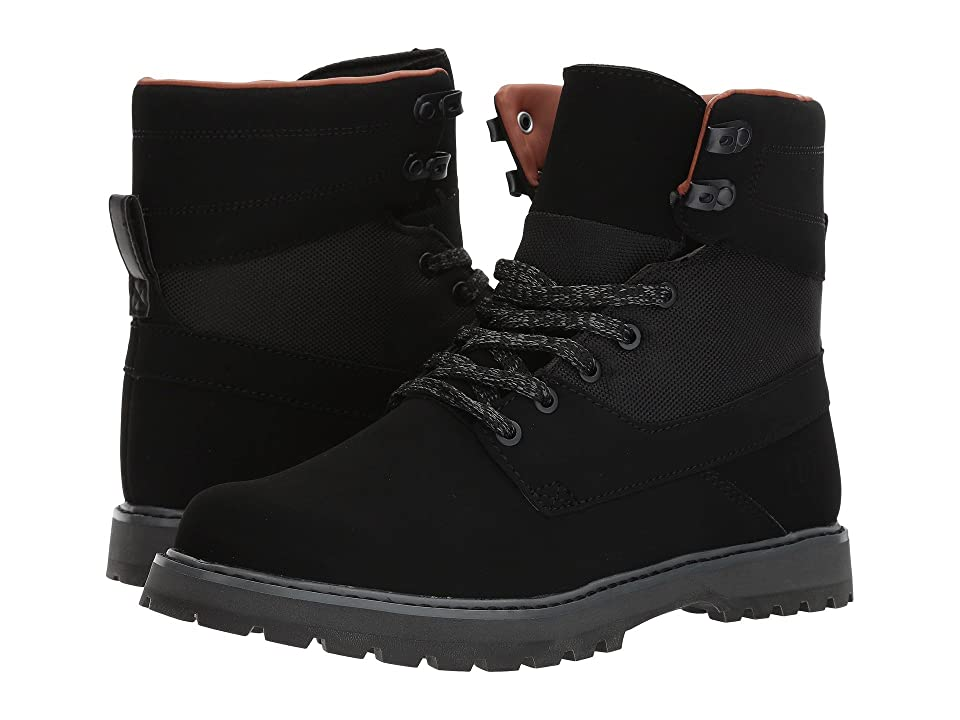 DC Uncas (Black/Black/Dark Grey) Men