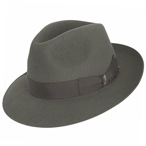 17a65fc9601 Borsalino Bellagio Fur Felt Hat - Taupe - 57