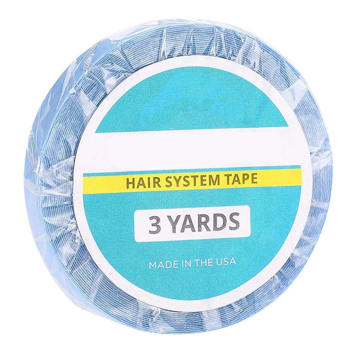 手首に付ける適応するTOPINCN 防水 ヘアーテープ ナノフリー ヘアエクステンション 両面接着剤 日常使用 便利なインストール