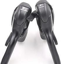 MicroNEW Shifters 2X7 Speed SB-R472 Double Shift Lever Brake Derailleur Road Bike Bicycle Derailleur
