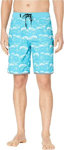 "Phantom Oak Street 20"" Boardshorts"