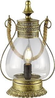 Amazon.es: lamparas de bronce