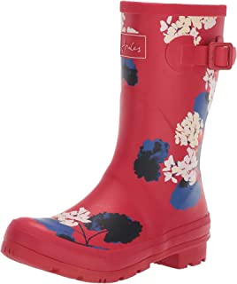 Joules Women`s Molly Rain Boot