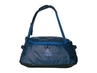 Burton Multipath Duffel 40L (Dress Blue Coated) Duffel Bags